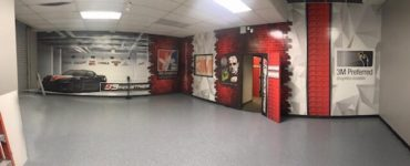 Get Graphic Designs and Prints Graphics for New 3M Training facility at J3 Industries in Dallas, TX.